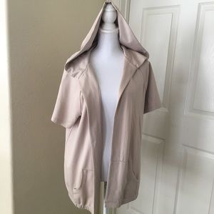 Weekends by Chico's cardigan top size 3
